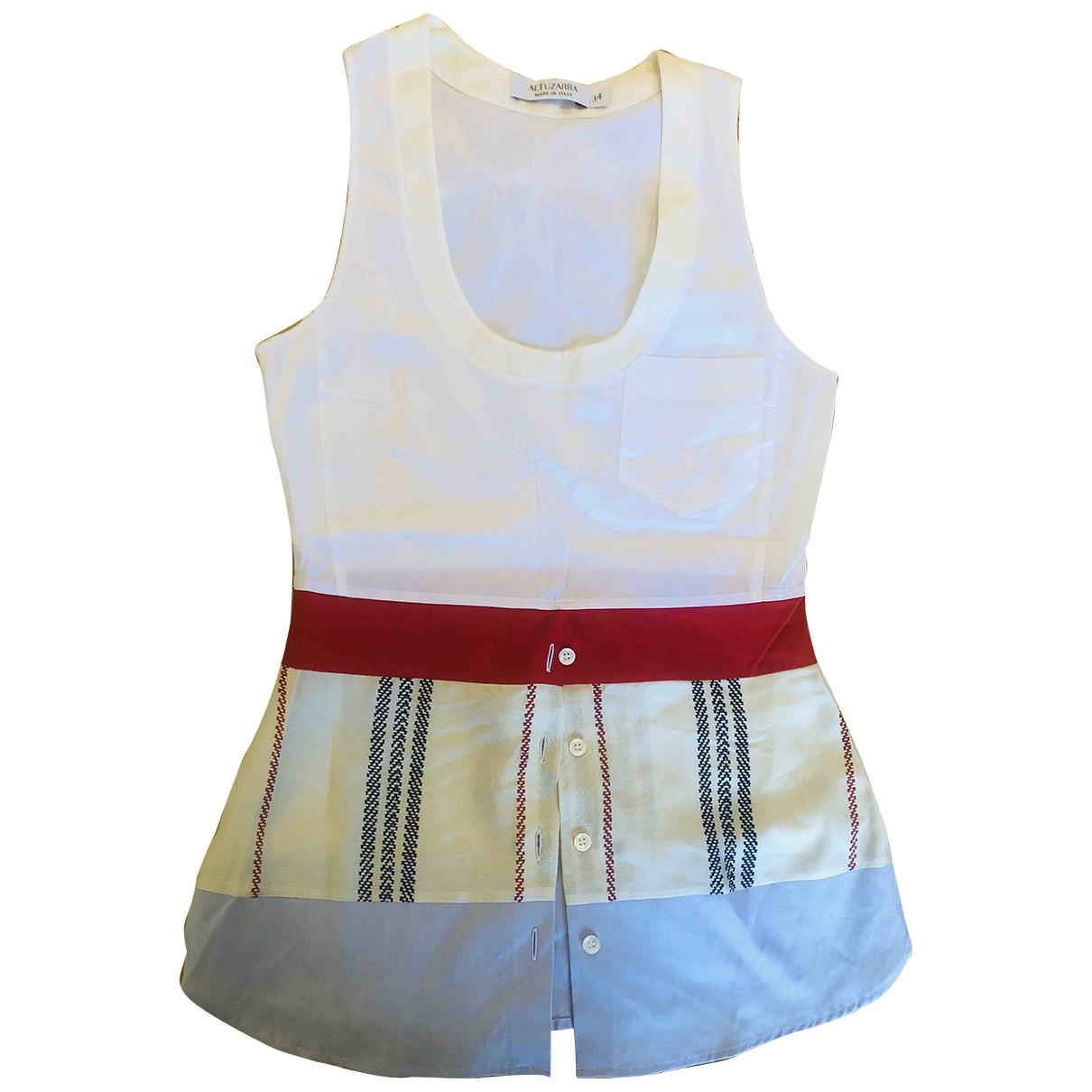 Altuzarra \N Multicolour Cotton  top for Women 34 FR