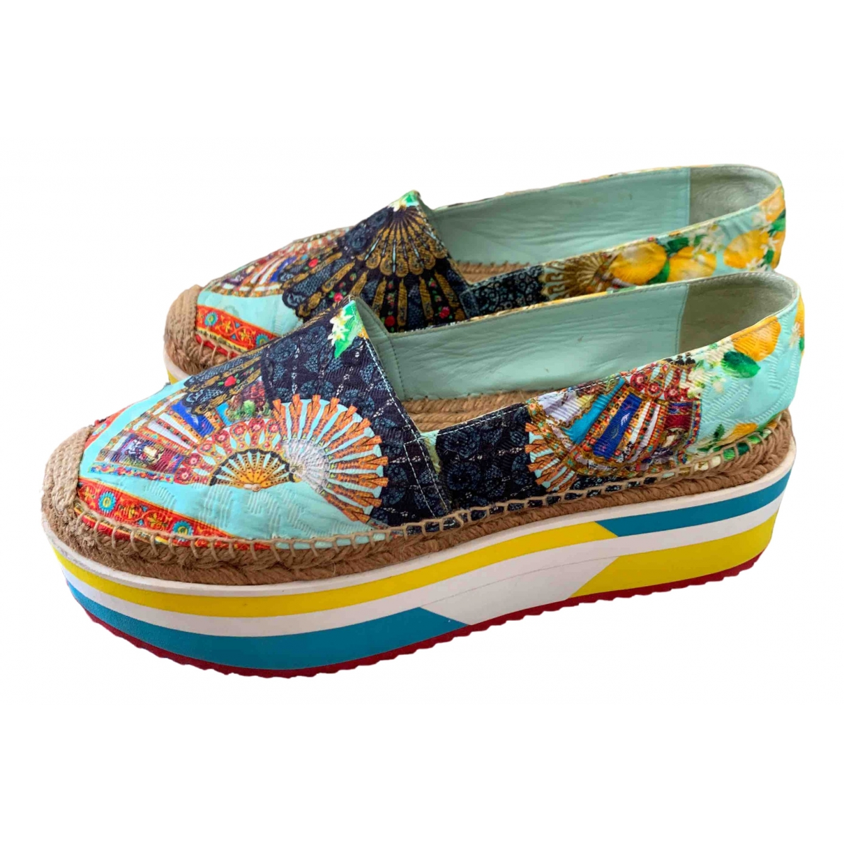 Dolce & Gabbana \N Multicolour Espadrilles for Women 41 EU