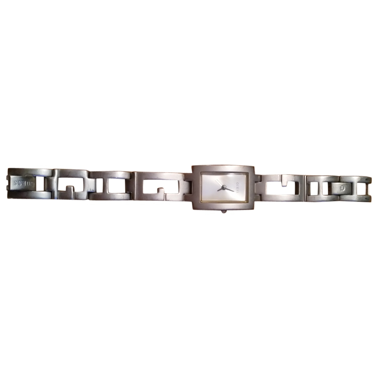Guess N Silver Steel watch for Women N