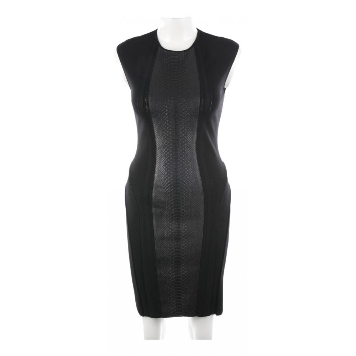Roberto Cavalli \N Black dress for Women 38 FR