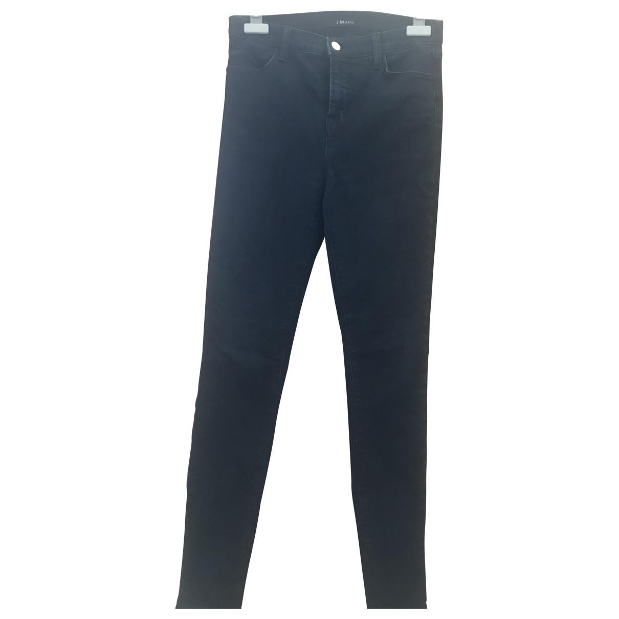 J Brand \N Navy Denim - Jeans Jeans for Women 29 US