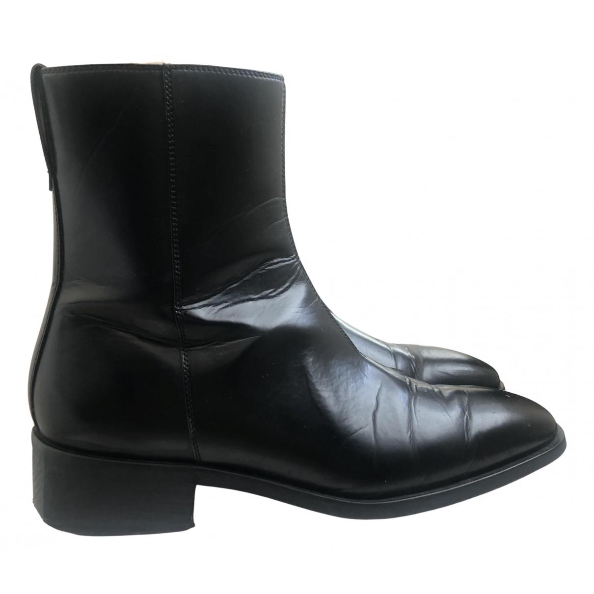 Stella Mccartney N Black Boots for Men 8.5 UK