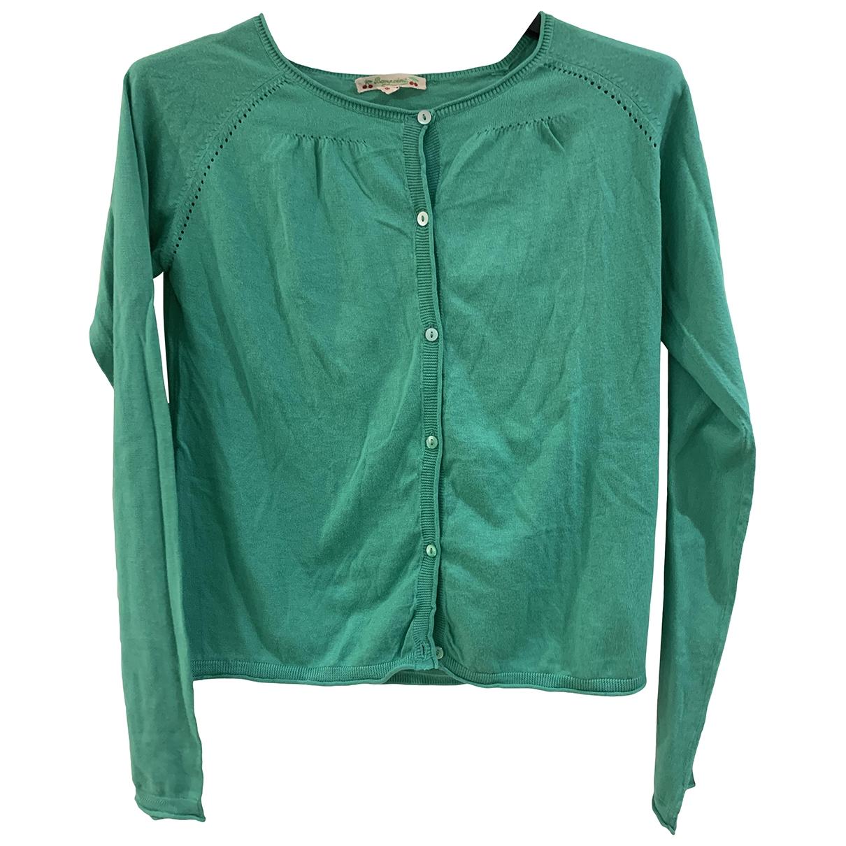 Bonpoint \N Green Cotton Knitwear for Women S International