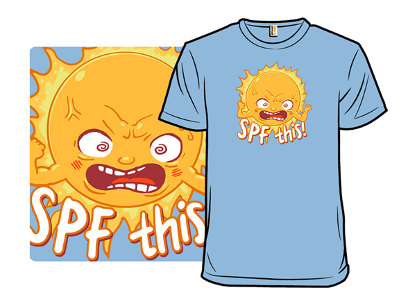 Spf This T Shirt