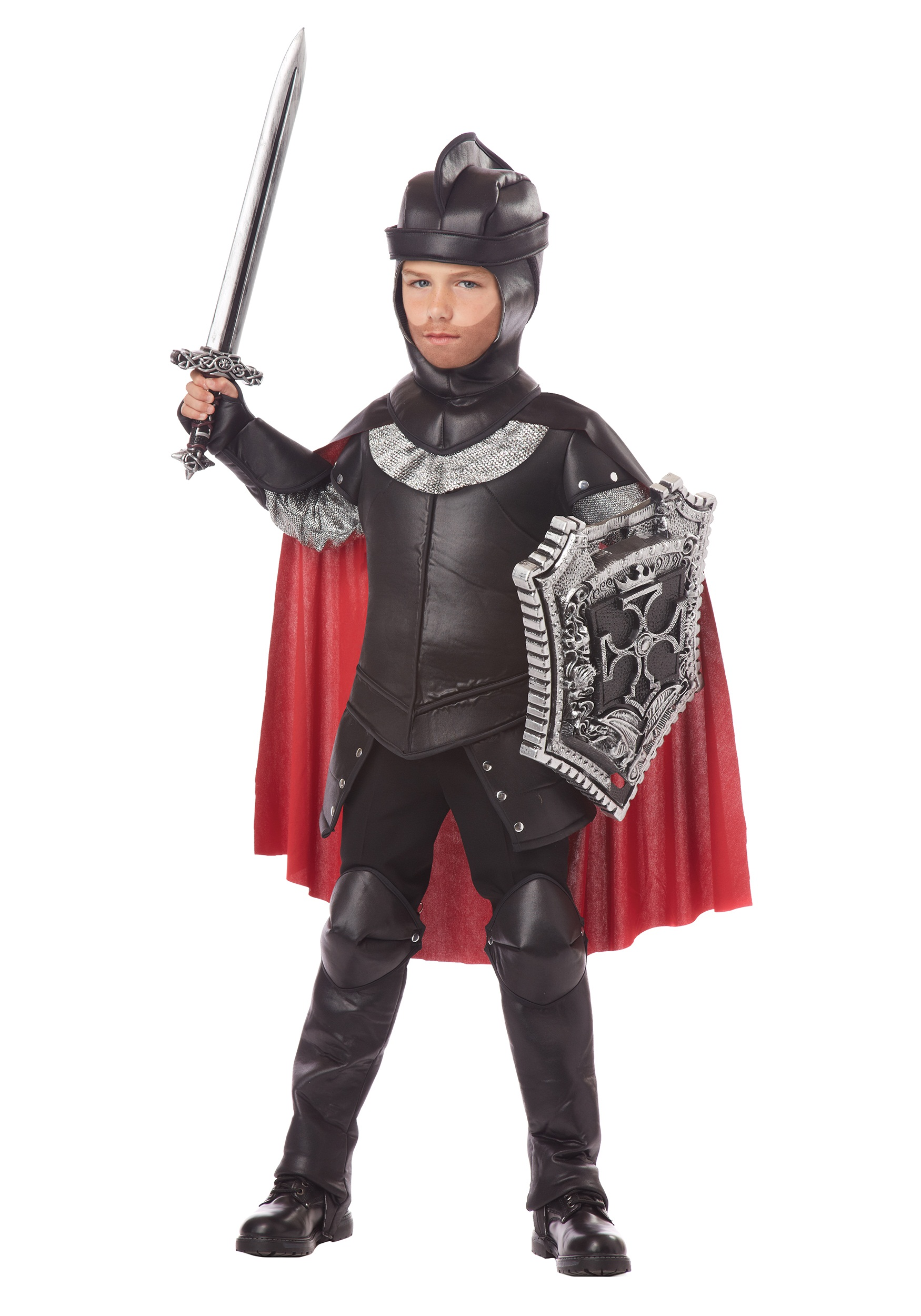 The Black Knight Boys Costume