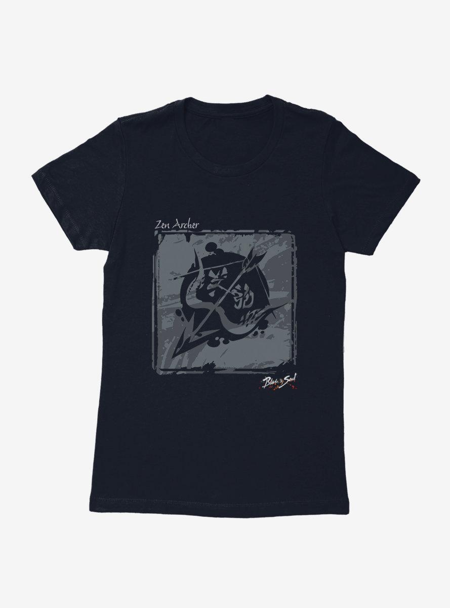 Blade & Soul Zen Archer Womens T-Shirt