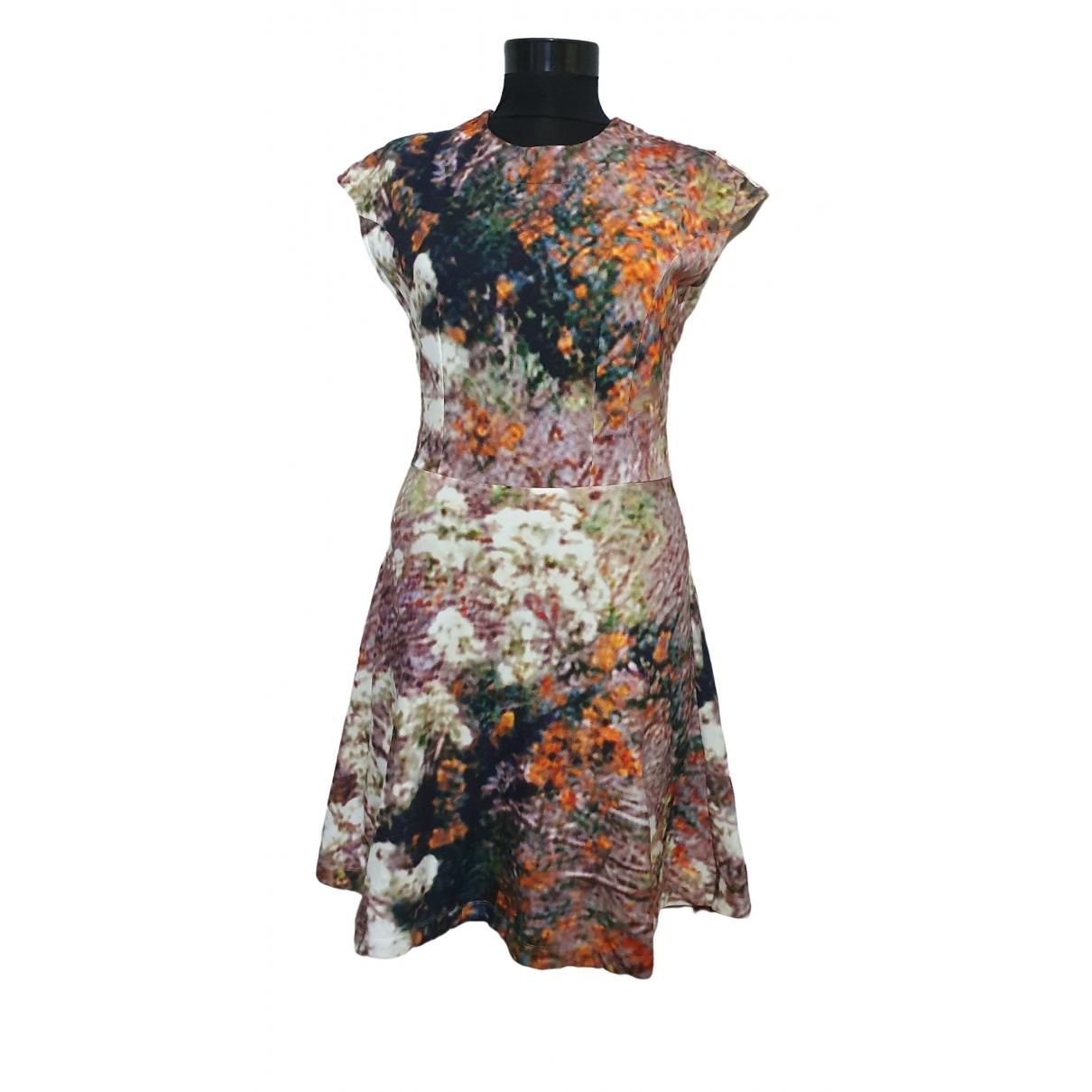 Carven \N Multicolour Cotton dress for Women S International