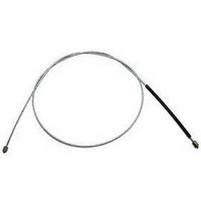 Crown Automotive Emergency Brake Cable - J5361279