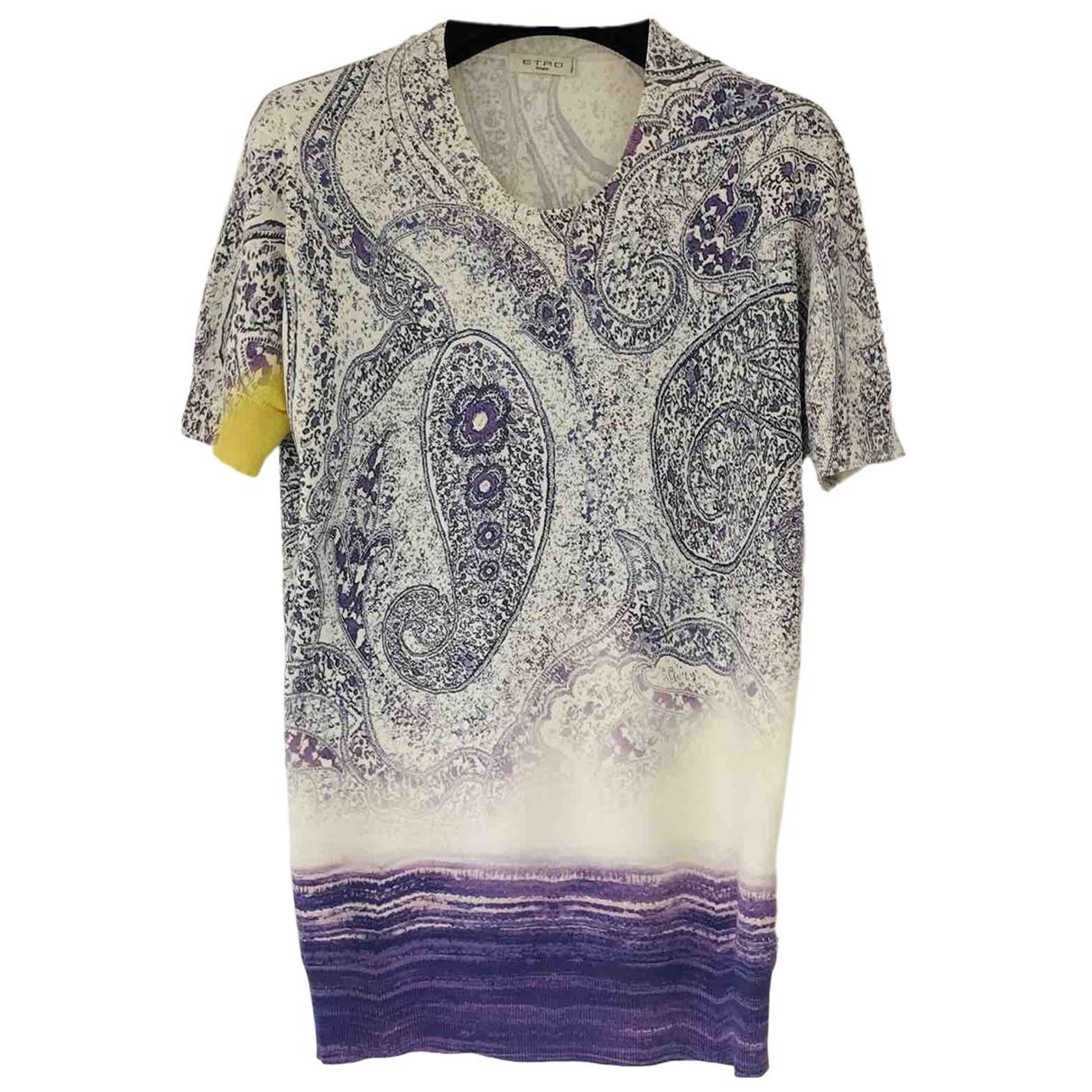 Etro \N Multicolour Silk Knitwear for Women 44 IT