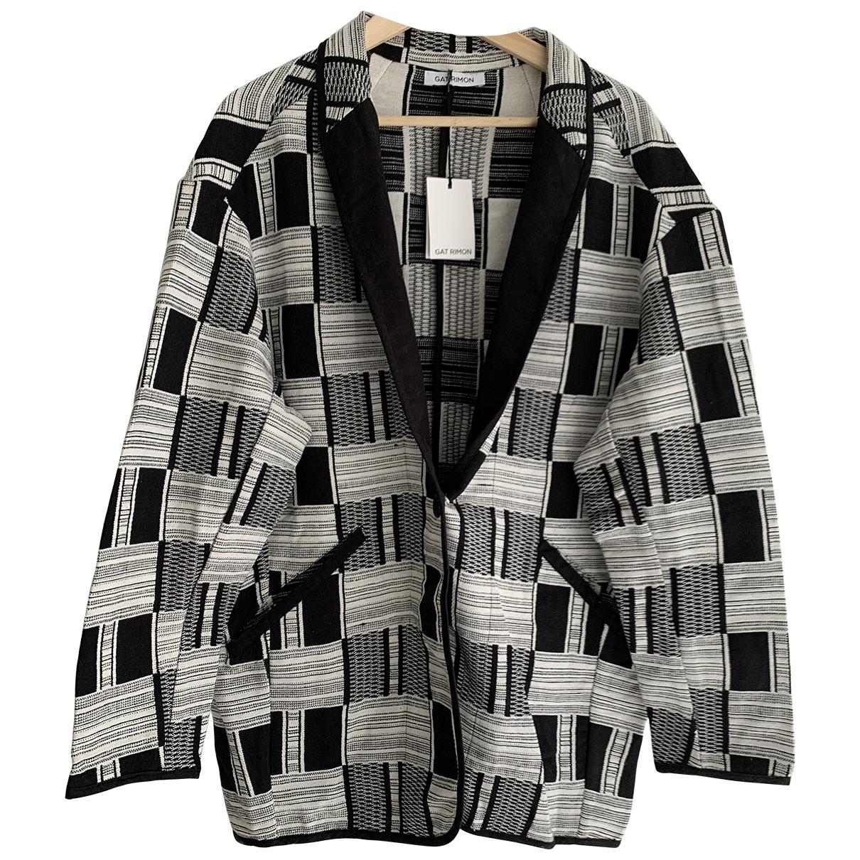Gat Rimon \N Grey Cotton jacket for Women L International
