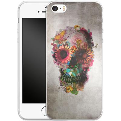 Apple iPhone SE Silikon Handyhuelle - Gardening von Ali Gulec