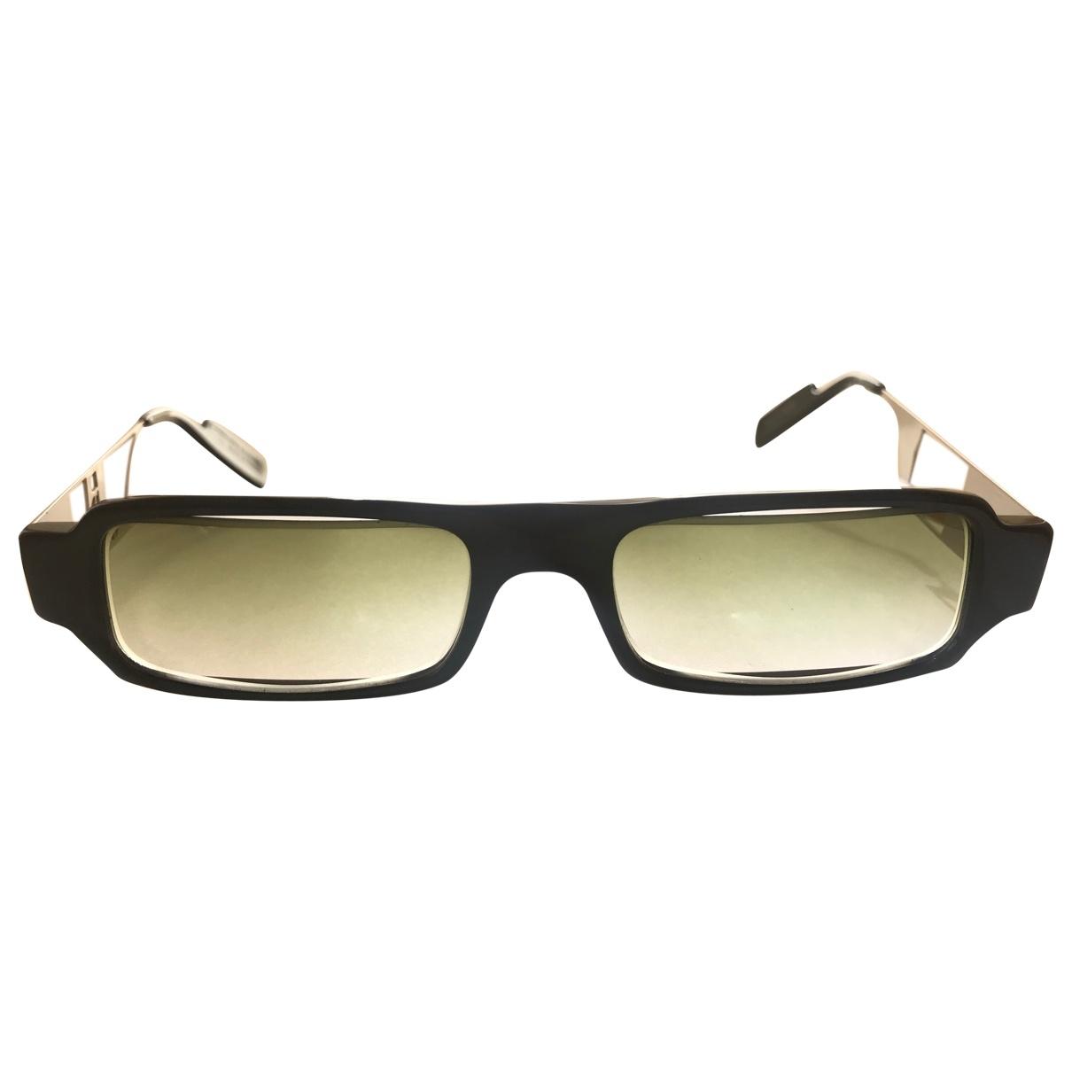 Anne Et Valentin \N Sonnenbrillen in  Gruen Kunststoff