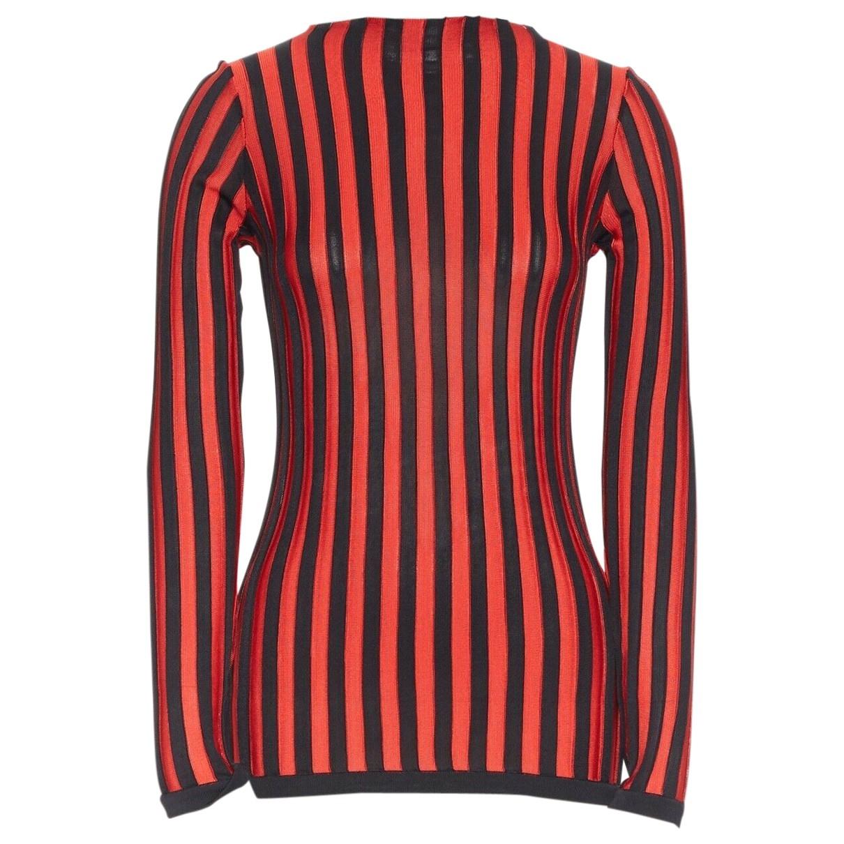 Balmain \N Red Knitwear for Women 34 FR
