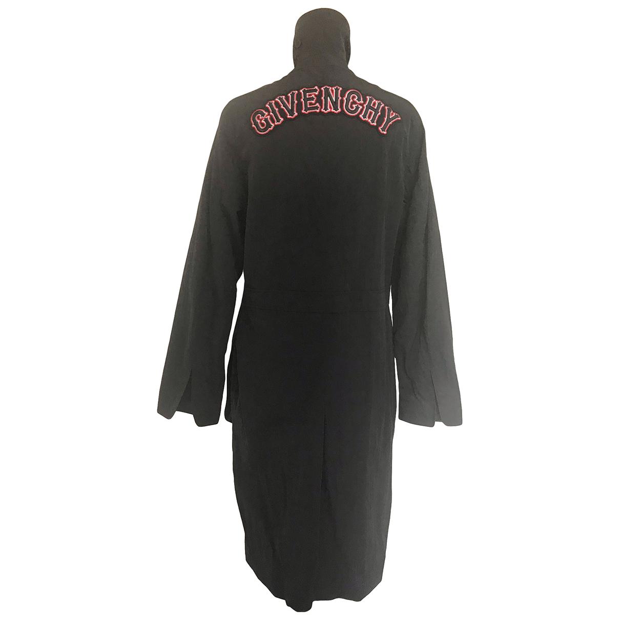 Givenchy \N Black coat for Women 34 FR