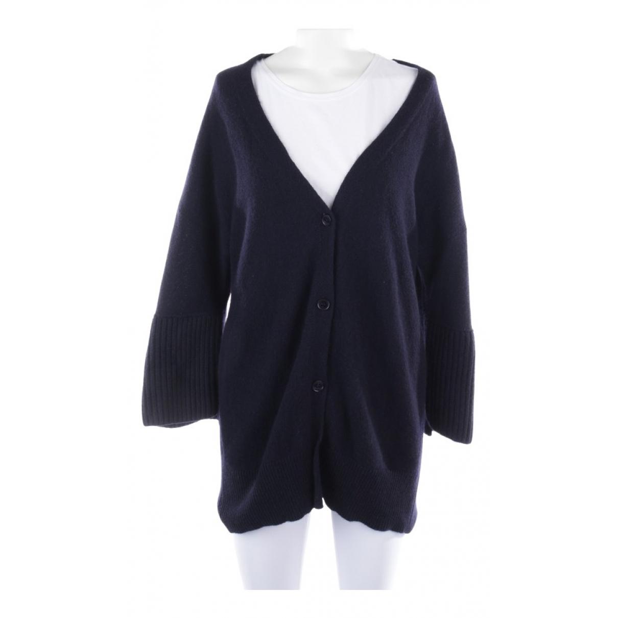 Dorothee Schumacher \N Blue Cotton Knitwear for Women M International