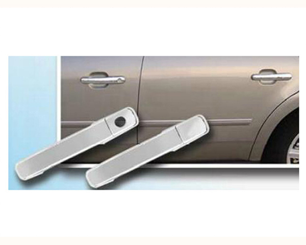 Quality Automotive Accessories ABS | Chrome Door Handle Cover Kit Ford Taurus 12-19