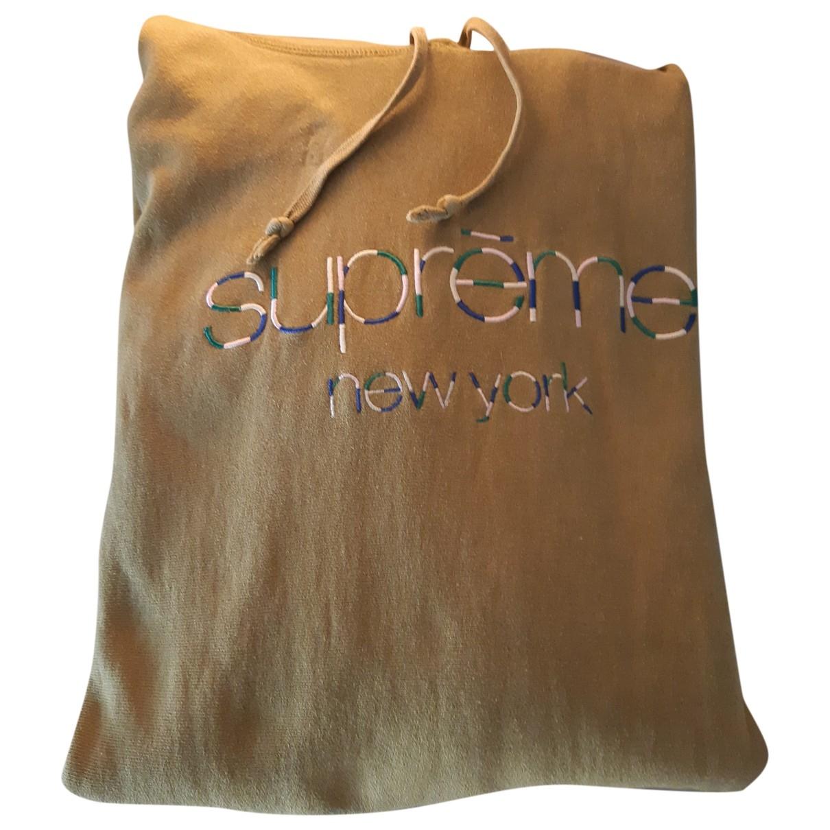 Supreme \N Cotton Knitwear & Sweatshirts for Men L International