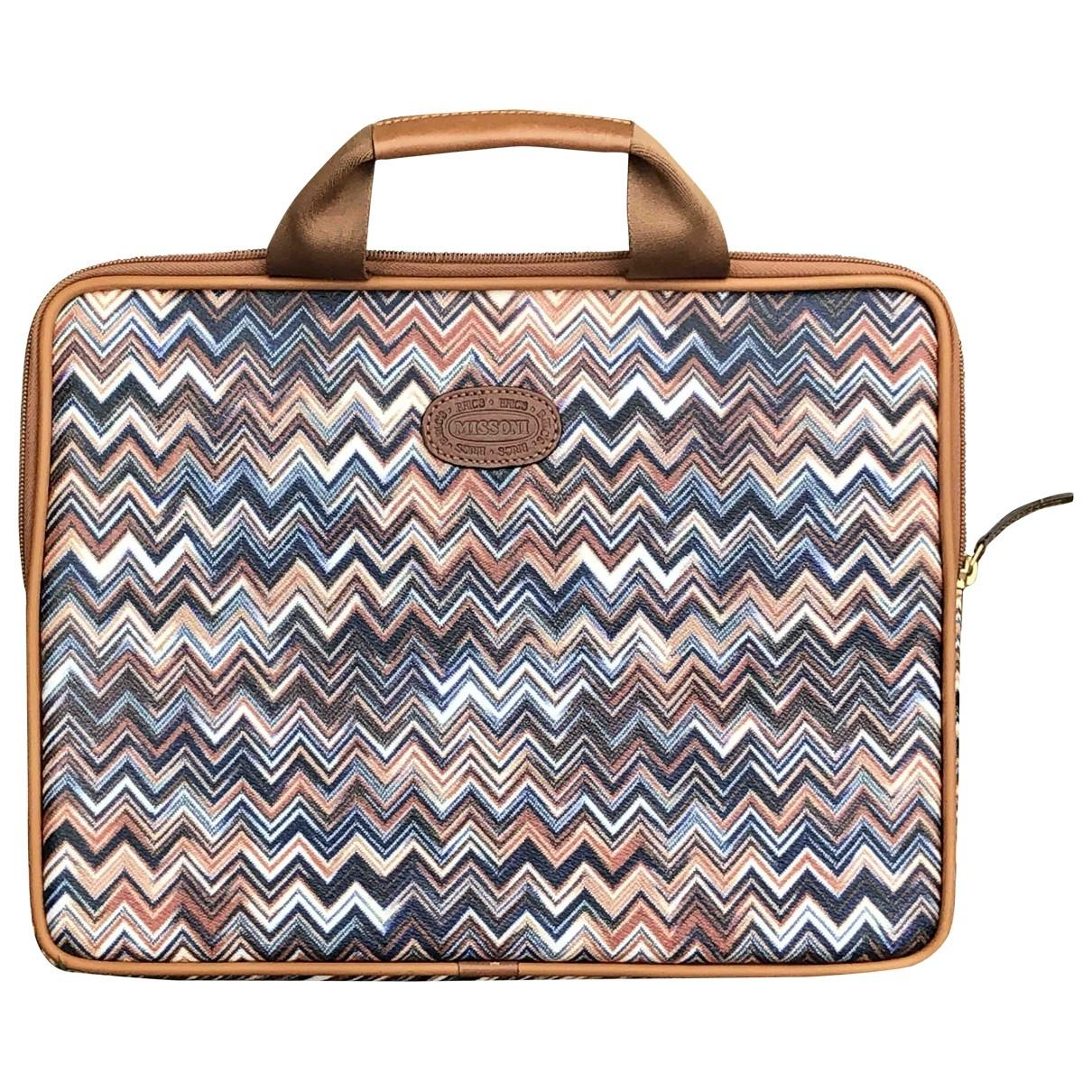 Missoni - Accessoires   pour lifestyle en cuir - multicolore