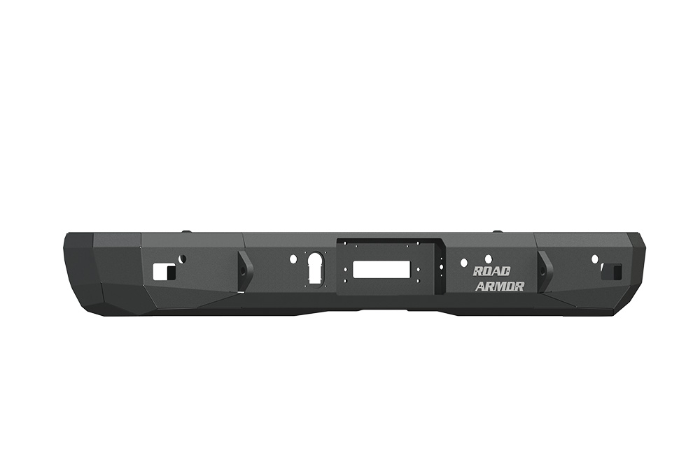 CHEVY/GMC Rear Winch Bumper 2014-16 BLACK Road Armor 31200B Stealth Series