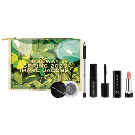 Marc Jacobs Beauty Everything Goes with Blacquer 4-Piece Essentials Set - Spring Runway Edition, One Size , Multiple Colors