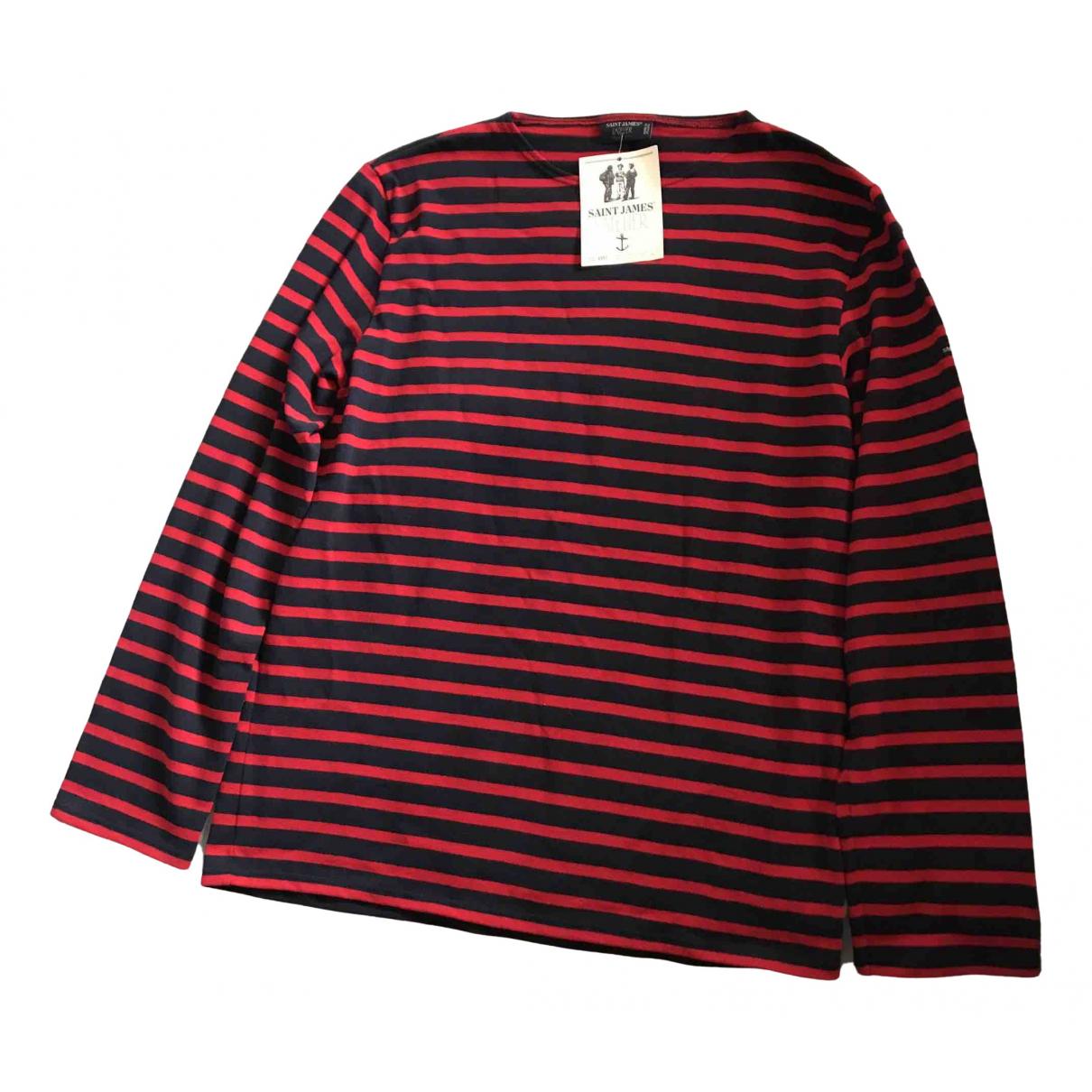 Saint James \N Black Cotton Polo shirts for Men L International