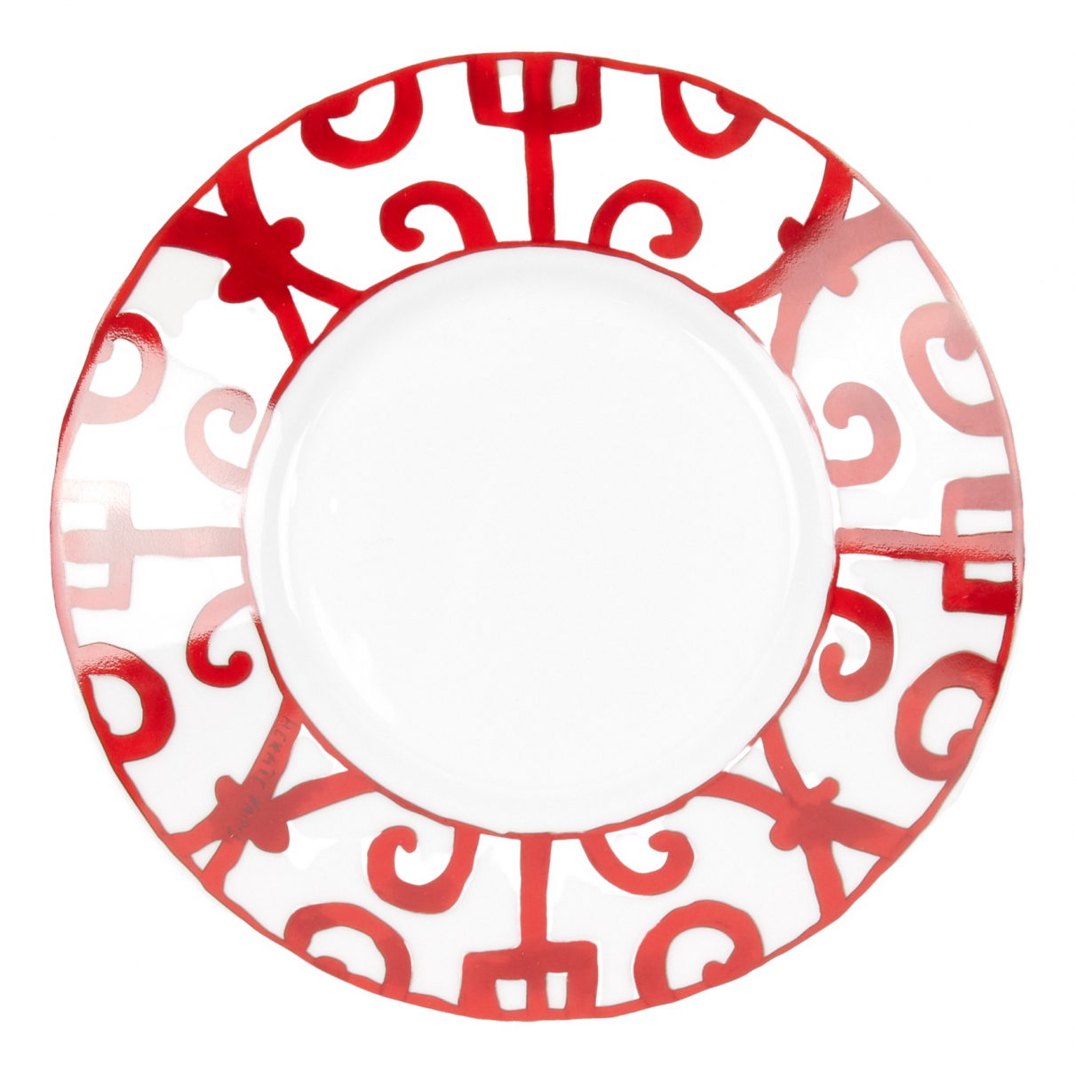 Platos Balcon du Guadalquivir de Porcelana Hermes