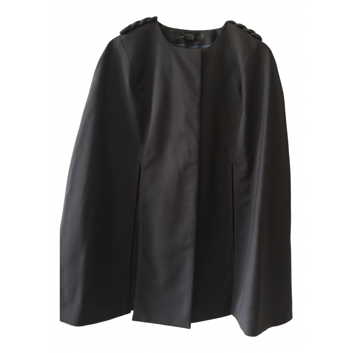 Non Signé / Unsigned \N Black jacket for Women XS International
