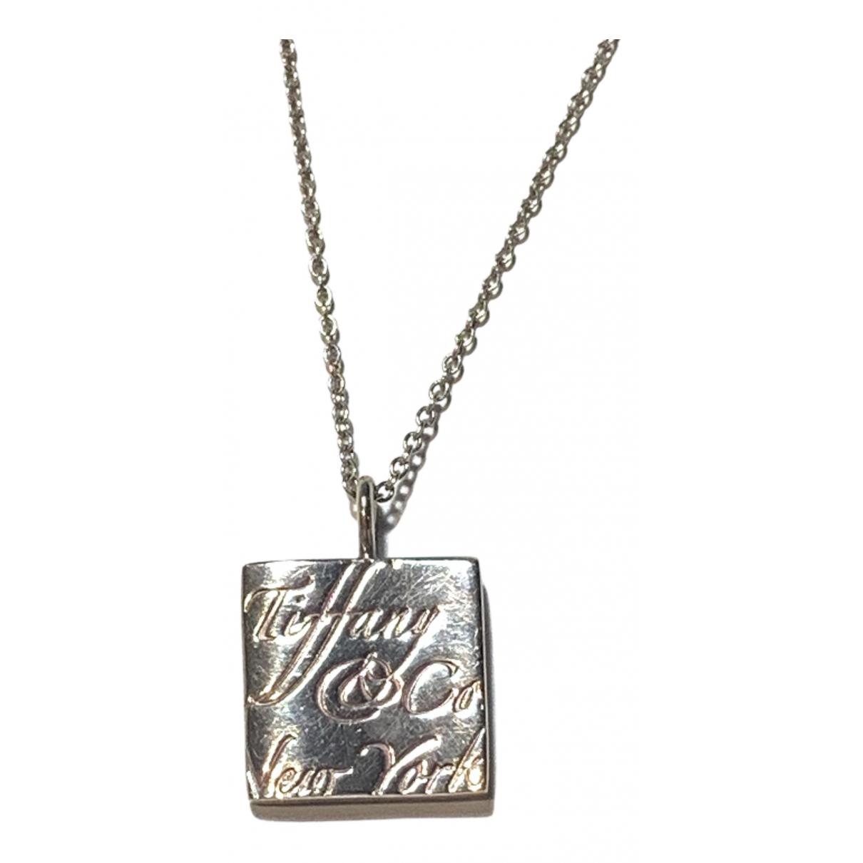 Tiffany & Co Elsa Peretti  Silver Silver necklace for Women N