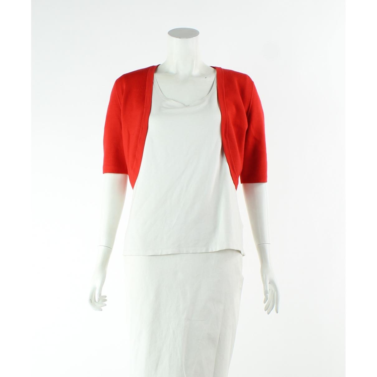 Michael Kors - Pull   pour femme en laine - orange