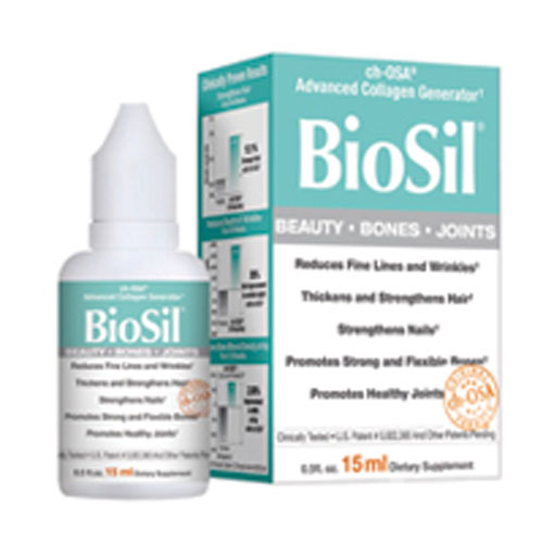 Biosil Bones & Joints Liquid 0.5 oz by Natural Factors