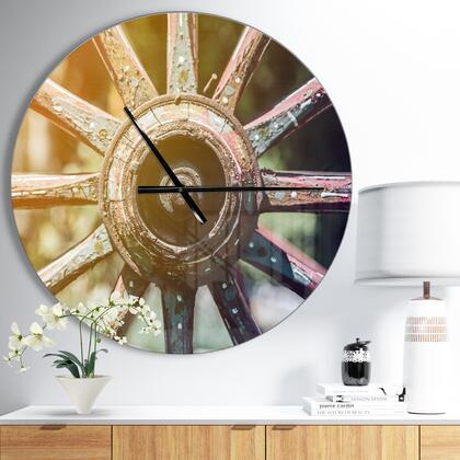 CLM039-C23 Country Wagon Wheel