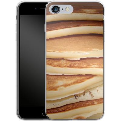 Apple iPhone 6 Plus Silikon Handyhuelle - Pancakes von caseable Designs