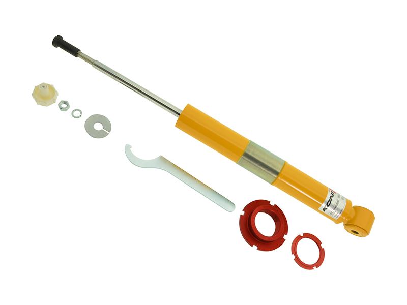 KONI Sport (yellow) 8241- externally adjustable, twin-tube low pressure gas Porsche Rear