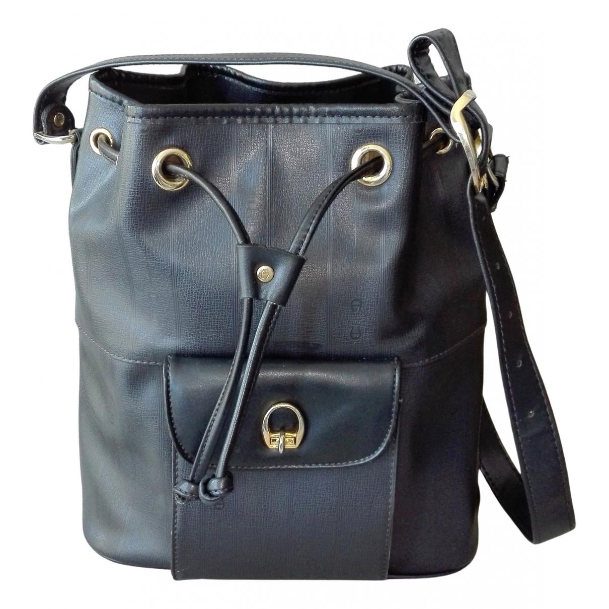 Etienne Aigner \N Black handbag for Women \N