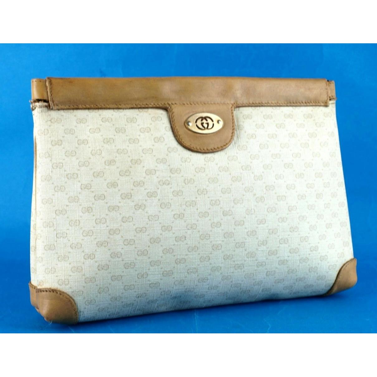 Gucci \N Leather Clutch bag for Women \N