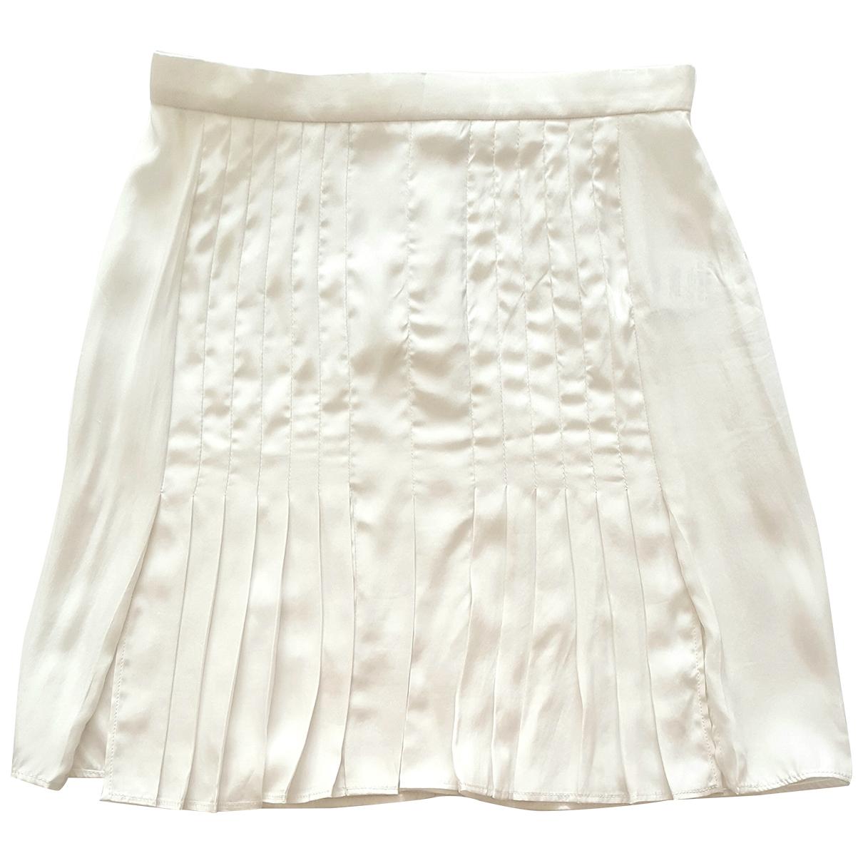 Falda midi de Seda Stella Mccartney
