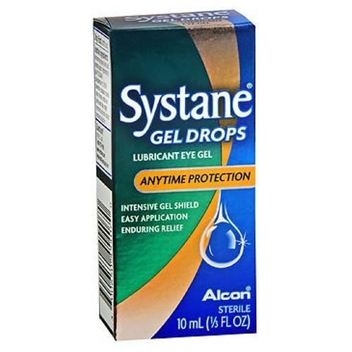 Systane Lubricant Eye Gel Drops 10 ml by Systane