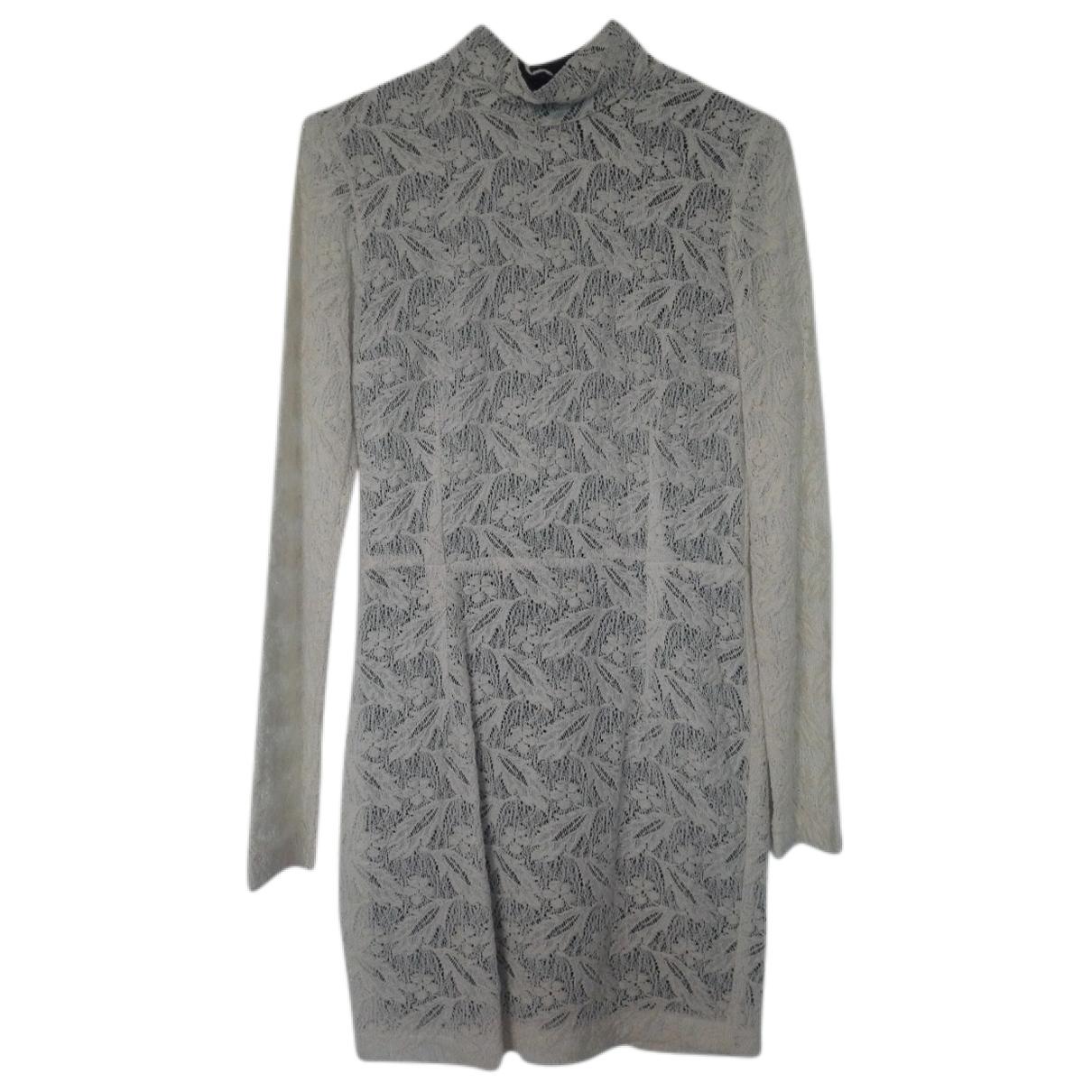 Roseanna - Robe   pour femme en coton - ecru