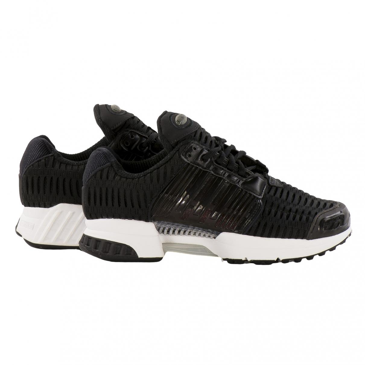 Adidas \N Black Cloth Trainers for Women 36.5 EU