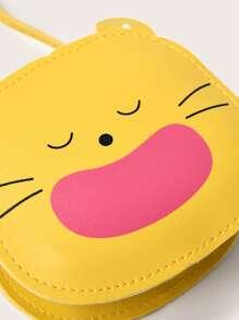Cartoon Crossbody Bag