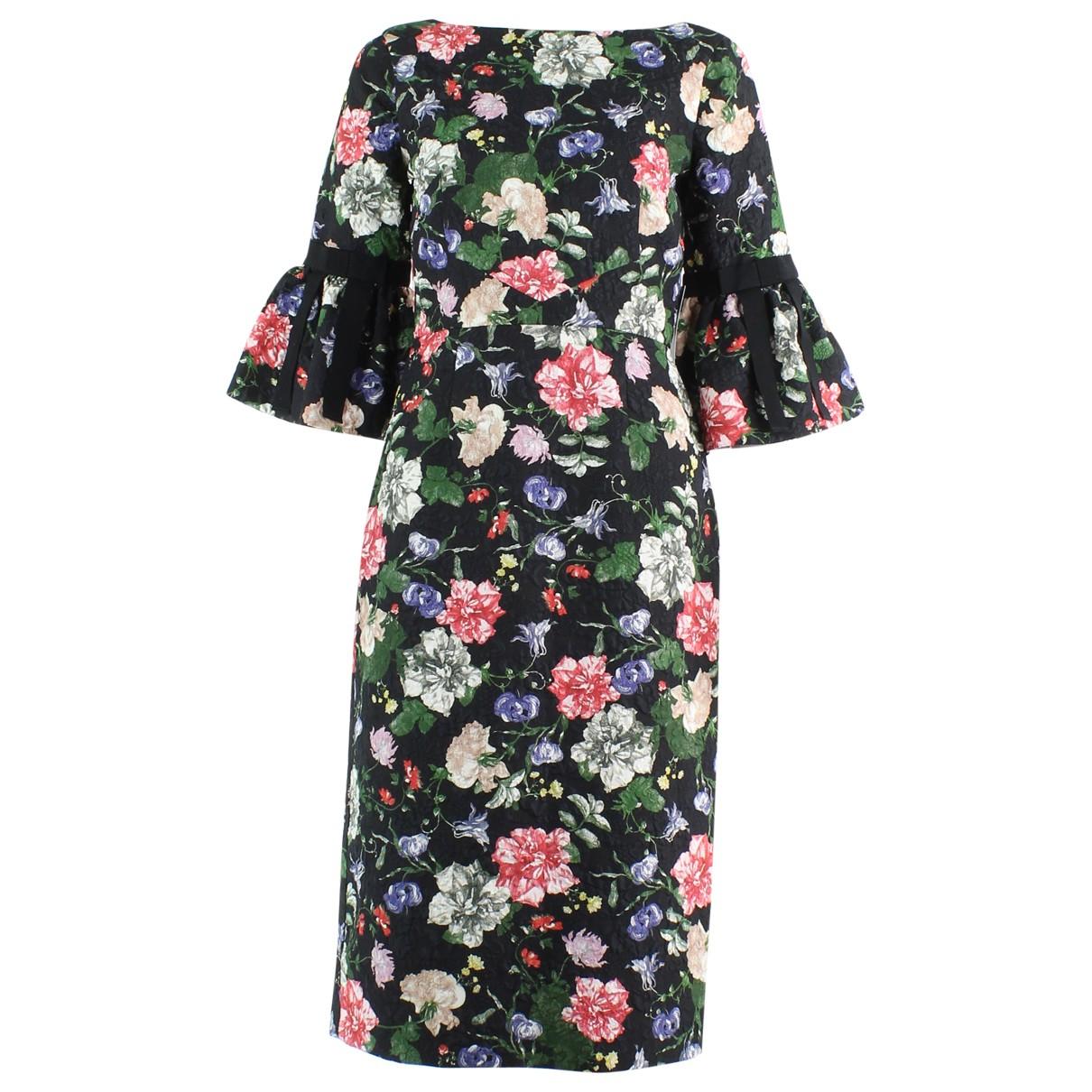 Erdem \N Multicolour Cotton dress for Women 38 FR