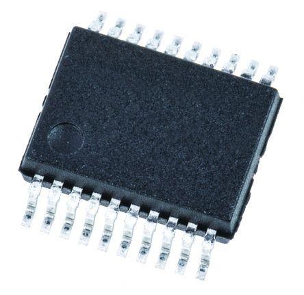 Texas Instruments SN74AHC573DBR 8bit-Bit Latch, Transparent D Type, 3 State, 20-Pin SSOP (10)
