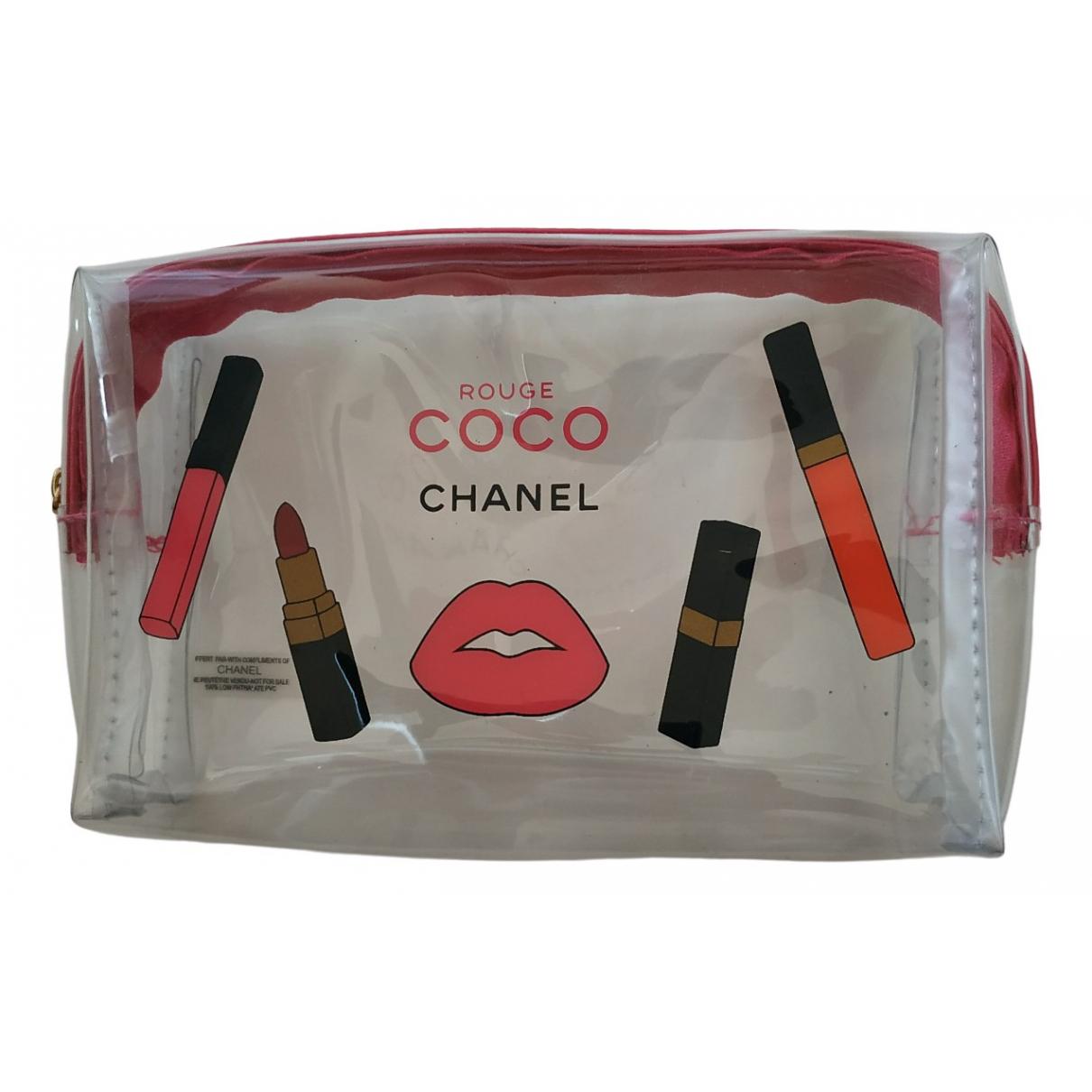 Chanel - Sac de voyage   pour femme - multicolore