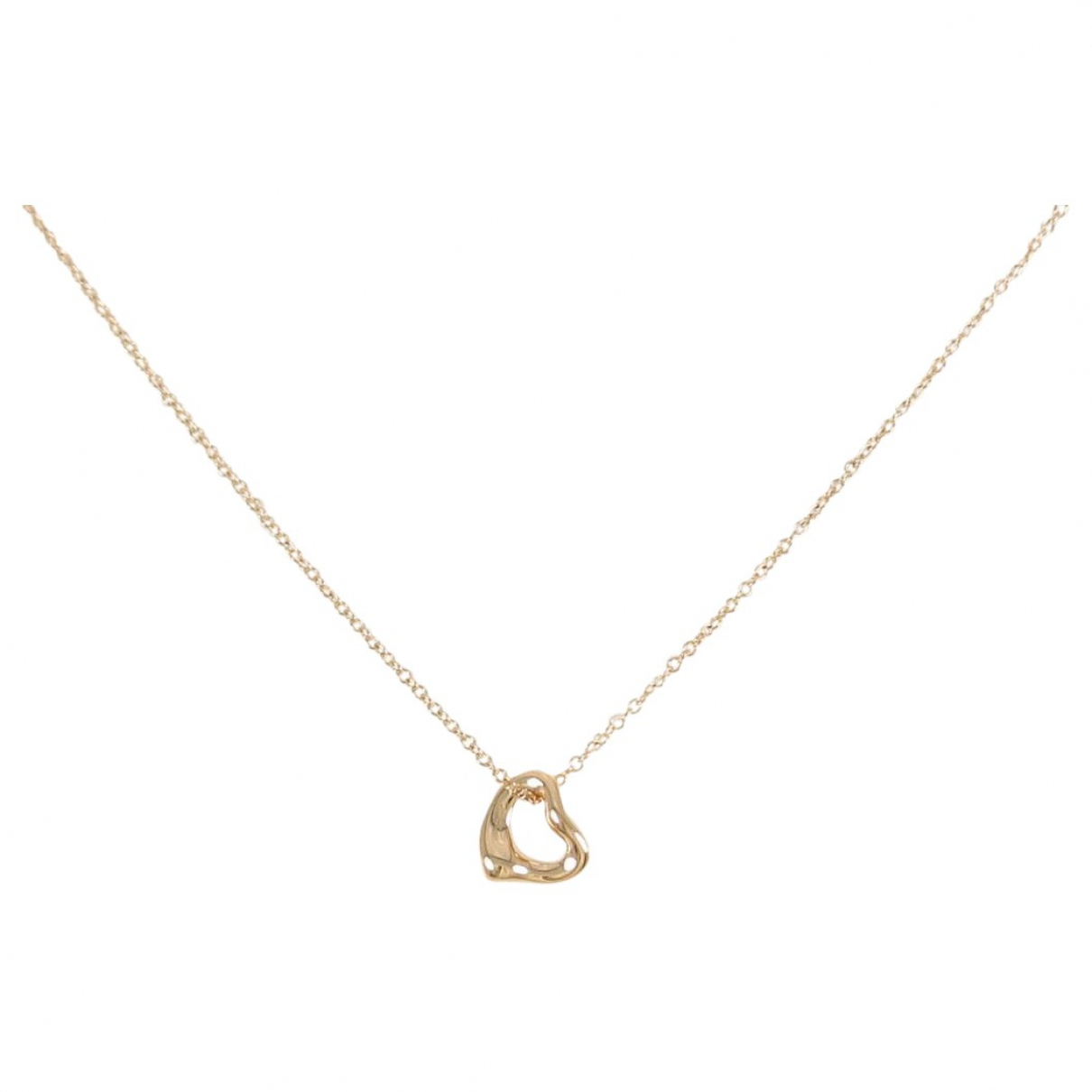 Tiffany & Co Elsa Peretti  Gold Pink gold necklace for Women \N