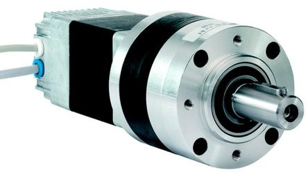 Crouzet , 5.2 Nm, Brushless DC Geared Motor, Output Speed 121 rpm @ 24 V dc