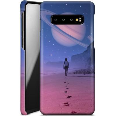 Samsung Galaxy S10 Plus Smartphone Huelle - Glimpse of a Dream Wide von Enkel Dika