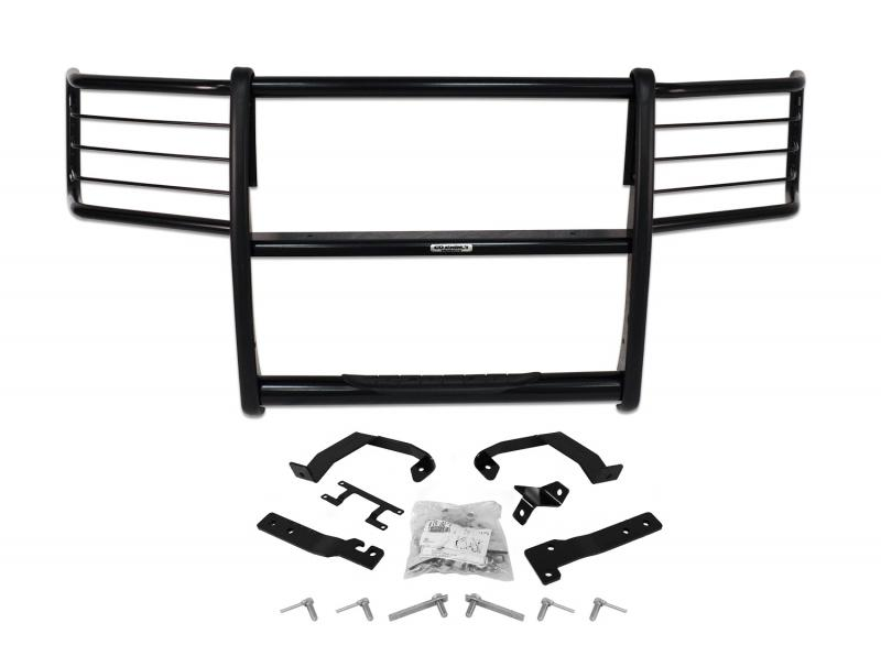 Go Rhino 3295MB 3000 Series StepGuard (Grille Guard & Brush Guards) Ford F-150 2015-2017
