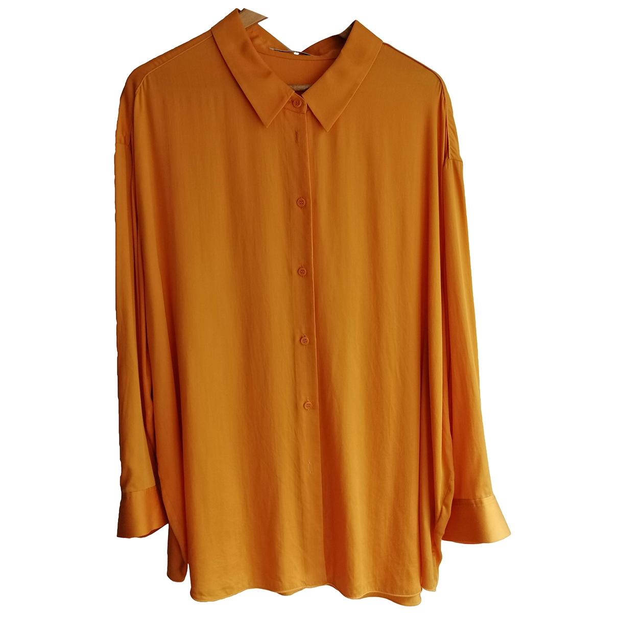 Acne Studios - Top   pour femme - orange