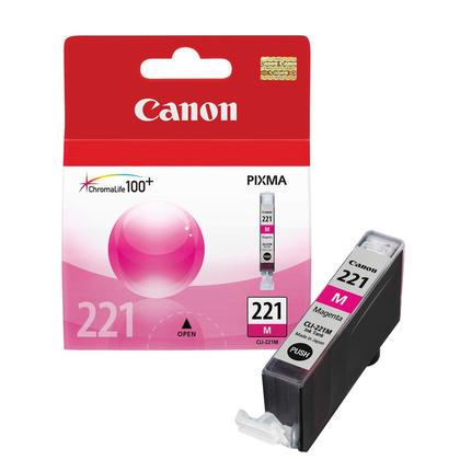 Canon CLI-221M Original Magenta Ink Cartridge