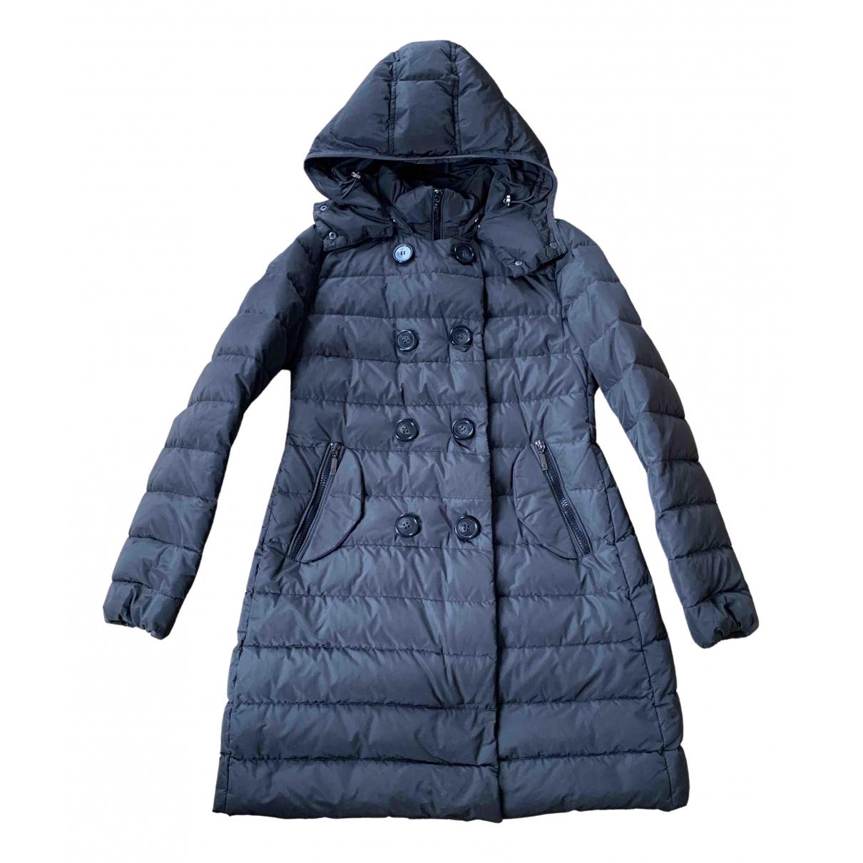 Moncler - Manteau   pour femme - gris